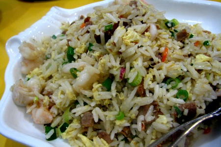 jinhua ham rice