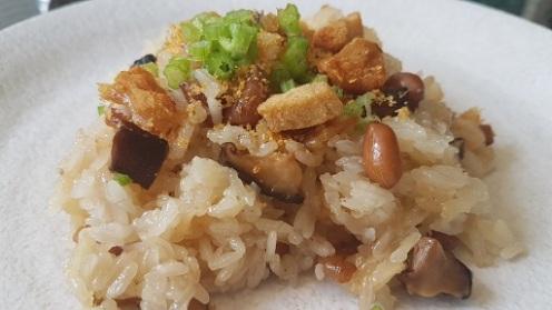 teochew glutinous rice