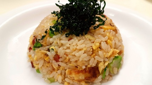 Jin Hua Ham Fried Rice