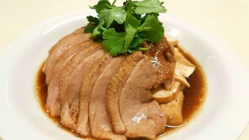 Teochew Braised Duck