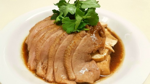 Teochew Braised Duck