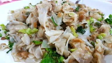 Chye Por Kway Teow