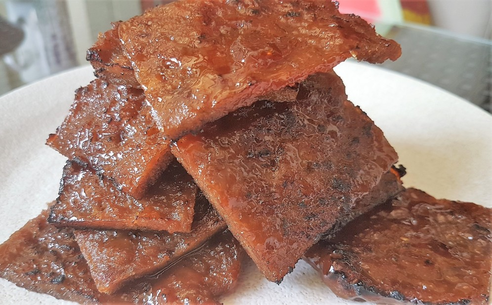 Home Made Bak Kwa