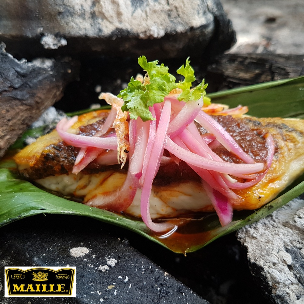 Maille BBQ Fish
