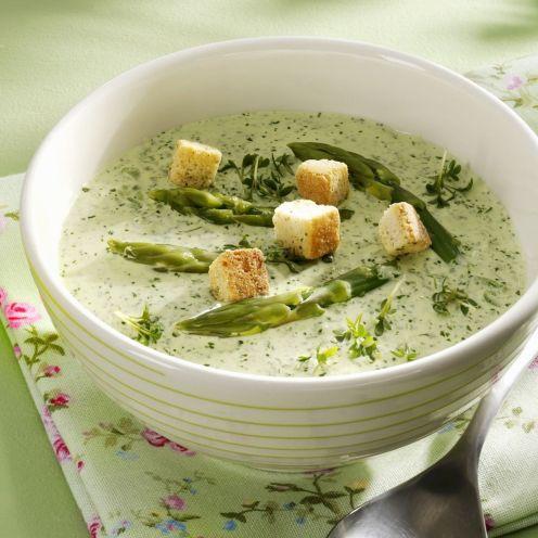 soup asparagus