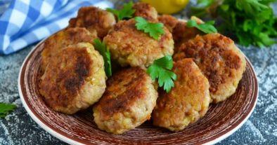 Lemon Grass Chicken Patties
