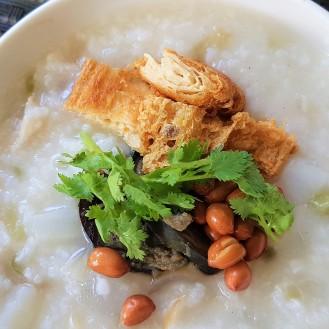 Radish Congee